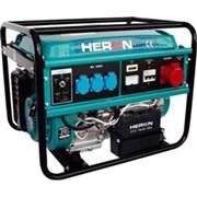 Elektrocentrála benzínová HERON EGM 60 AVR-3E /6,0kW/- elektrický start