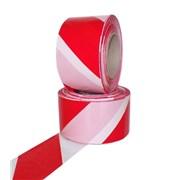 Páska vytyčovací bez potisku 500m /bílo-červená/