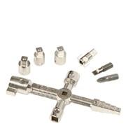 Vyprošťování - Kufr - Klíč multifunkční